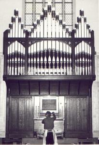 Nicholson-orgel 1981